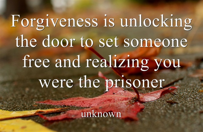 Forgiveness-is-unlocking